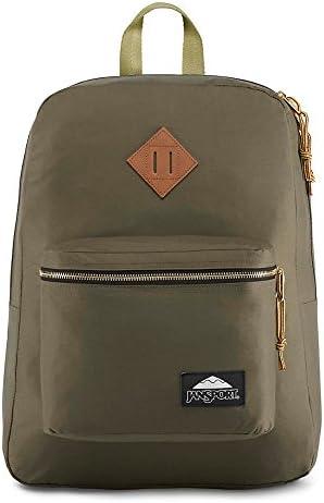 JanSport Super FX LS Backpack - Alpha Green