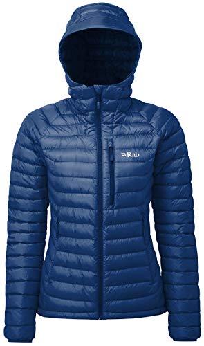 Microlight purple Women Alpine winter jacket 2018 Rab BLUEPRINT Jacket dvpSwSq
