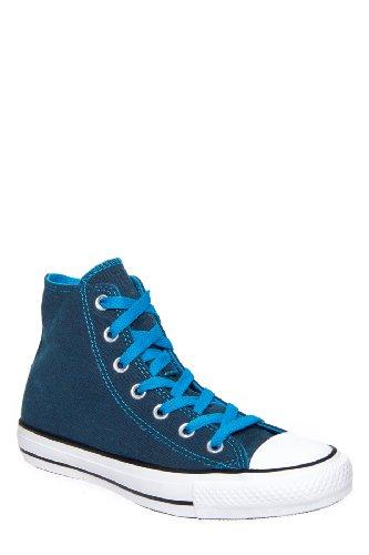 Converse Women's Chuck Taylor Hi Atomic Atomic Blue Casual Shoe 6 Women US