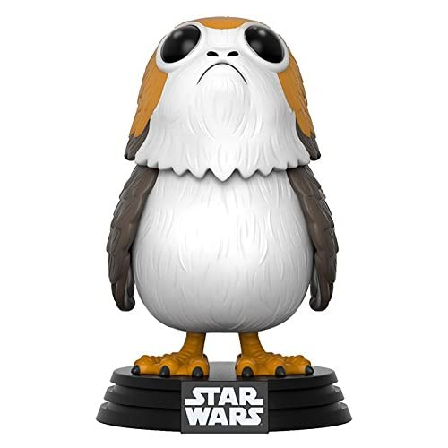 Funko POP! Star Wars: The Last Jedi - Porg - Collectible Figure (styles may vary)