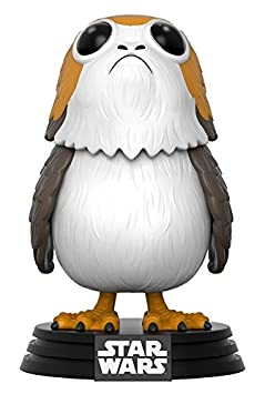 Star Wars Figuara de vinilo: POP! Bobble: Star Wars: E TLJ: Porg