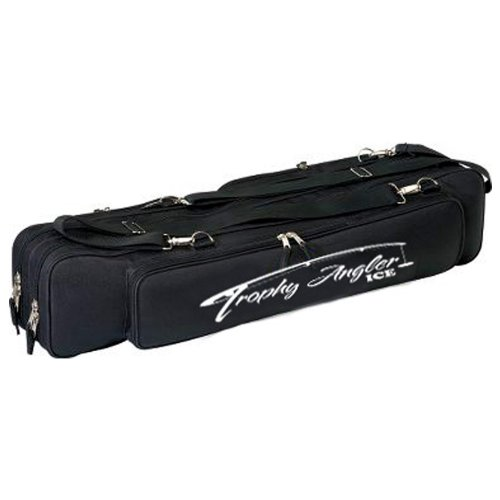 Trophy Angler Ice Deluxe 8 - rod Ice Fishing - Anglers Tote