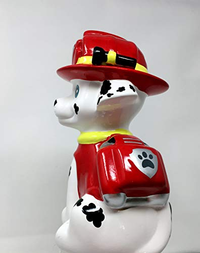 Paw Patrol Marshall Ceramic Coin Bank by Paw Patrol (Image #2)