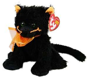 Ty Beanie Babies Moonlight - Black Cat