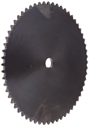 Browning 35A60 Plate Roller Chain Sprocket, Single Strand, Type A Hub, Steel, 5/8