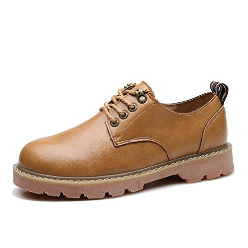 Britische Akademie-stil Schuhe,Retro Schuhe,Werkzeug Large Code Flach Bottom Schuhe,Womens Oxford Schuhe C