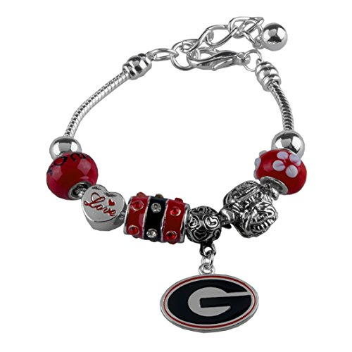 Georgia Bulldogs Love Charm (Georgia Bulldogs Mascot Costume)