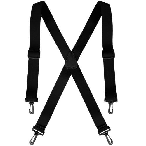 Suspenders With Belt Loops: Amazon.com