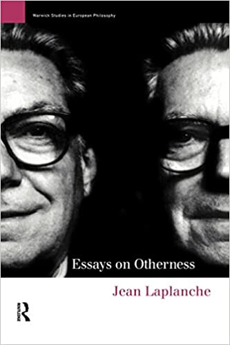 essays on otherness jean laplanche