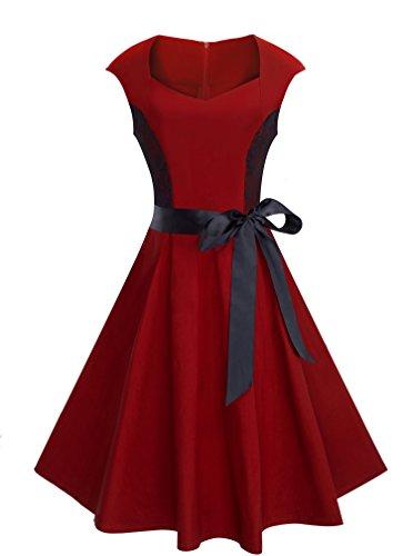 50s chic dresses - 4
