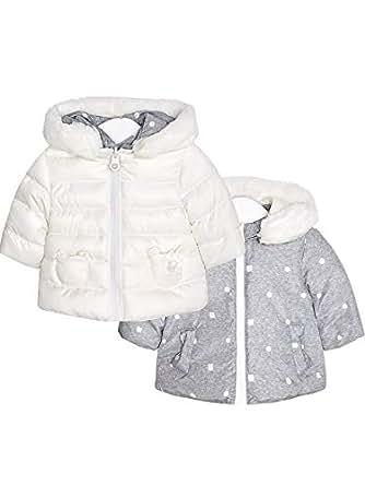 Mayoral 18-02414-025 - Abrigo para bebé niña 0-1 Mes: Amazon.es: Ropa y accesorios