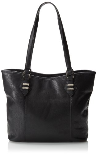 Tignanello Shes A Keeper Tote Shoulder Bag Black/black One Size