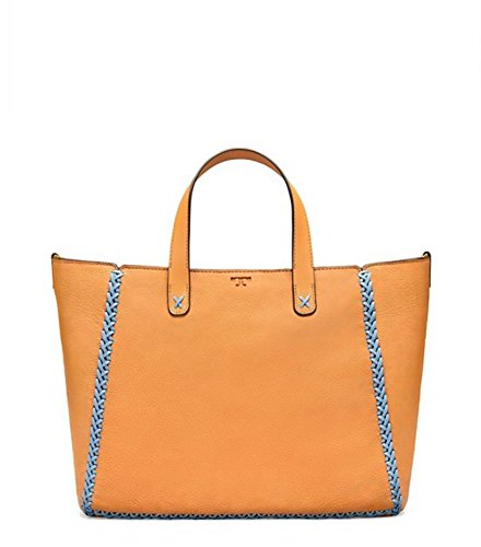 Tory Burch Whipstitch Leather Medium Softy Tote - Burch Beach Tory Bags
