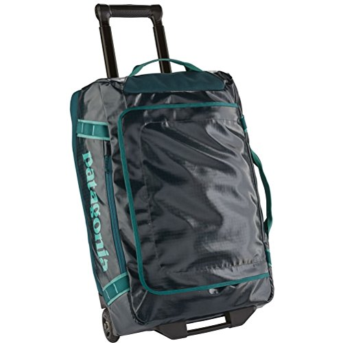Patagonia Black Hole Wheeled Duffel 40L Tidal Teal by Patagonia