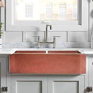 41hfXsmj3xL._SS300_ Copper Farmhouse Sinks & Copper Apron Sinks