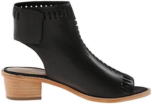 Toe Black Boot Women's Loeffler Randall Peep Mercy pRIIYq