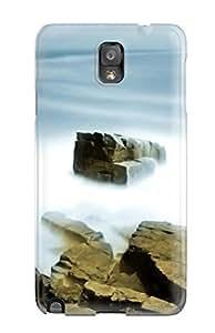 For Galaxy Note 3 Tpu Phone Case Cover(beach S)