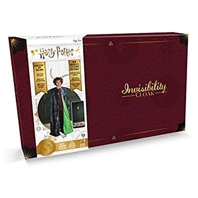 WOW! Stuff Collection Harry Potter Invisibility Cloak Deluxe Version: Toys & Games