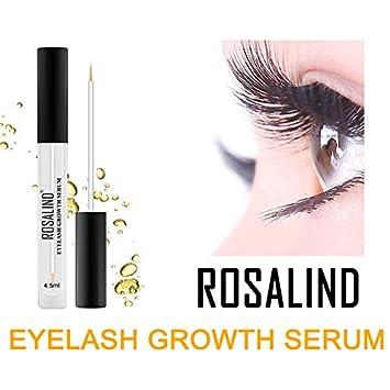 e1bfea2ab0b Amazon.com: ROSALIND Eyelash Growth Serum - 3.5ml -Longer Thicker Enhancer  for Eye Care: Beauty