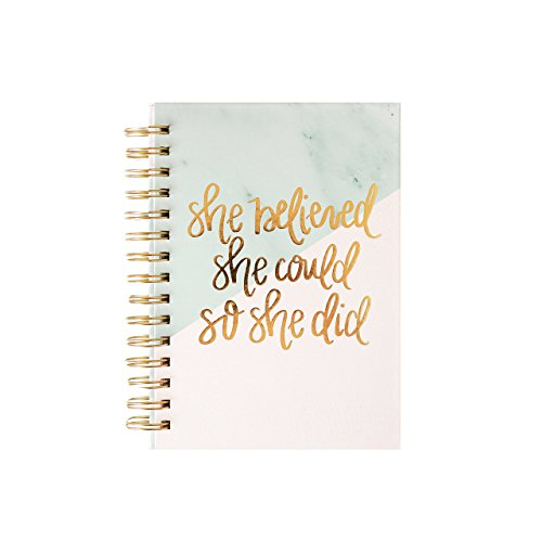 Believed Notebook Motivational Decor Promotion product image