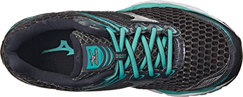 Mizuno Wave Creation 17 Zapatilla de Running de la mujer Dark Shadow Silver