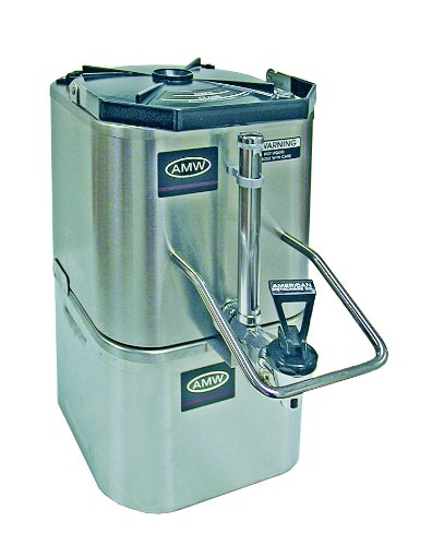 Grindmaster-Cecilware CS-LL/CW-1 Combo Radiant Heat Stainless Steel Shuttle and Warmer, -
