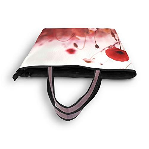 tela mujer Bolso Large de Image de XiangHeFu 105 poliéster para RgEAA