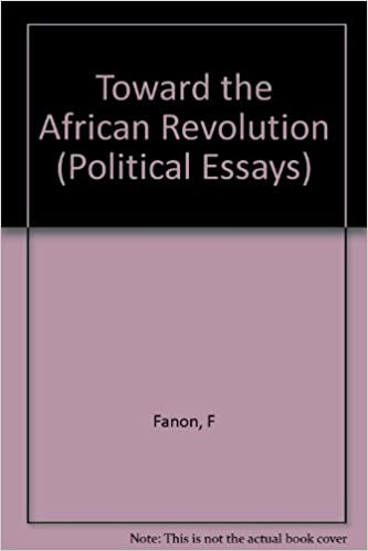 toward the african revolution pdf