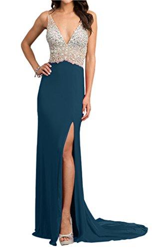 Ivydressing - Vestido - para mujer Azul Tinta