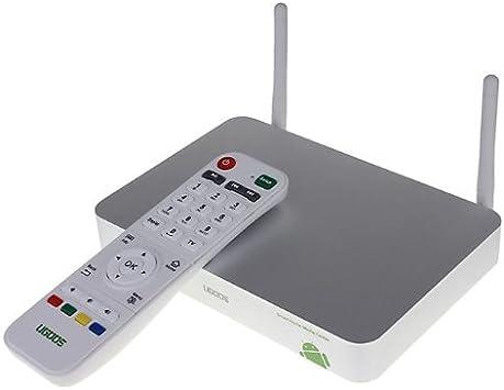 Ugoos UT1 TV Mini caja Rockchip RK3188 Quad-Core Cortex ...