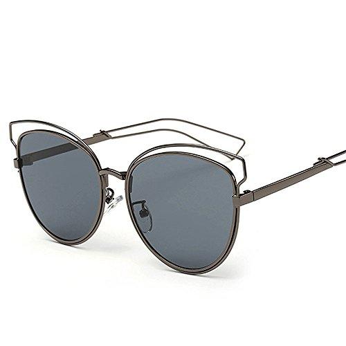 Chahua Lunettes de soleil rétro Tendances dans la mode des lunettes de soleil Lunettes de soleil FMVDX