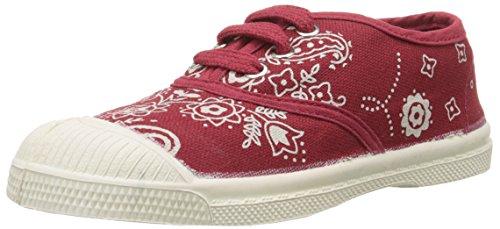 Bensimon Tennis Bandana - Zapatillas de deporte Unisex Niños Rouge (310 Rouge)