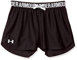 Under Armour Girls' Play Up Workout Gym ...
