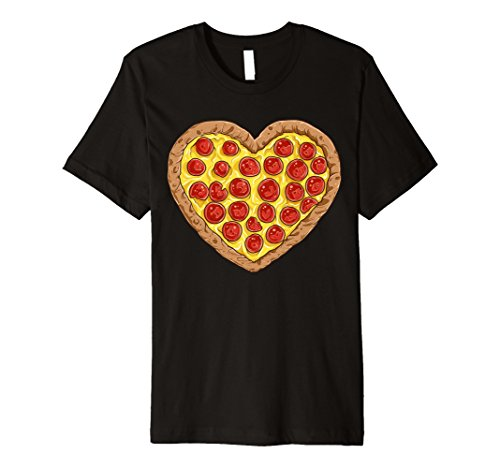 National Pizza Day T Shirt Valentines Day Gift For Lover