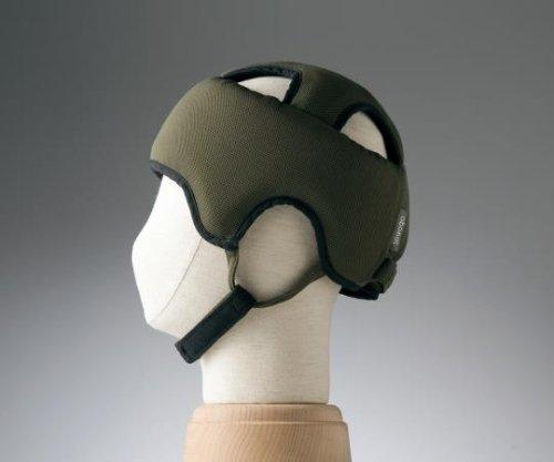 特殊衣料8-6508-02保護帽[アボネットガードA]Lネイビー B07BD32F4L
