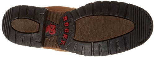 Rocky Aztec Ride Crazy Horse Ch Original Crazy Work Boot Men's C77cq4pF