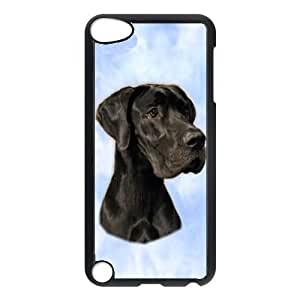 Custom Great Dane Dog Hard Case Clip on Back Cover for Ipod touch5