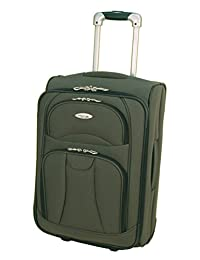 West Jet Navigator Luggage 20 inches Expandable Cabin Trolley - Sage Color