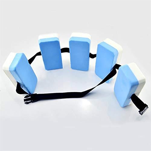 SADDPA New Swiming Float Waist Belt Children Adjustable Swim Waist Training Kids Assist Helpful Water Sports Tools…