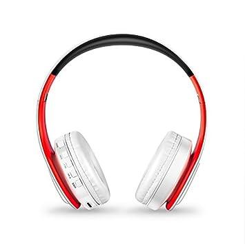 YOPEEN Auriculares Bluetooth en la oreja, con reducción de ruido Nakeey auriculares estéreo inalámbricos,