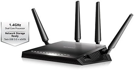 Netgear R7500-200NAS Nighthawk X4 Ultimate Gaming Router