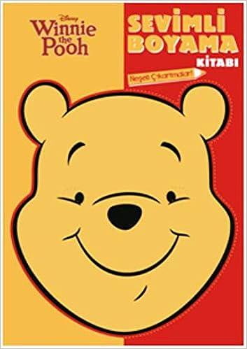 Winnie The Pooh Sevimli Boyama Kitabi Kolektif 9786050955347