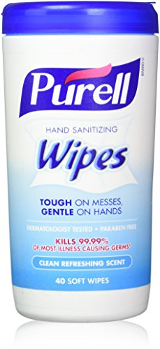 GOJ912006CMREA Purell Hand Sanitizing Wipes