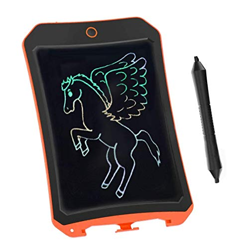 JRD&BS WINL Colorful LCD Electronic Writing Tablet Toys for 4-9Year Old Boys, Teen Boy Girl Birthday Presents Gifts,8.5