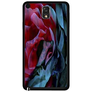 Colorful Abstract Rose Hard Snap on Phone Case (Note 3 III)