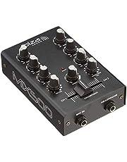 Ibiza Light & Sound MIX500 2-kanaals DJ mengpaneel met klankregeling, 1 stuk