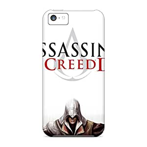 Iphone 5c Xnc8674mYqi Custom Vivid Assassins Creed 2 Pictures Best Hard Phone Case -MansourMurray