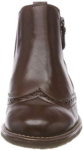 21 Boots Tamaris Muscat Brown Ankle 311 25355 Women's wzzECqxTZ