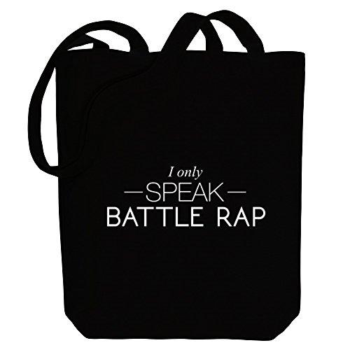 Idakoos I only speak Battle Rap - Musik - Bereich für Taschen