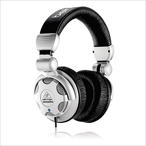 Behringer HPX2000 Headphones High-Definition DJ Headphones by Behringer